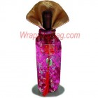 Imperial Wildflower Violet Wine Bag