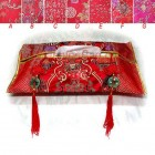 Tissue Box Cover Red